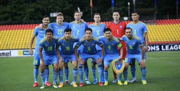 В КФФ прокомментировали возможность проведения матча сборной Казахстана со зрителями