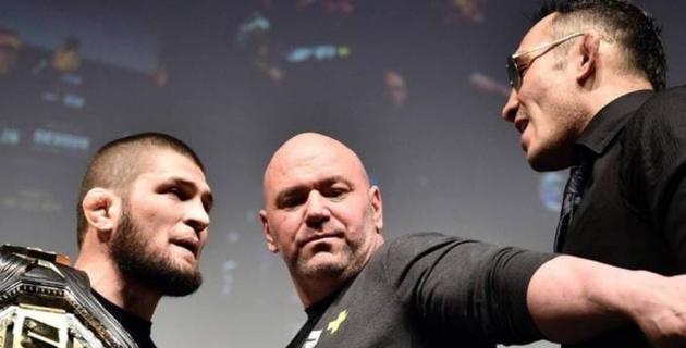 Глава UFC снова хочет организовать бой Хабиба с Фергюссоном. Их встреча срывалась 5 раз