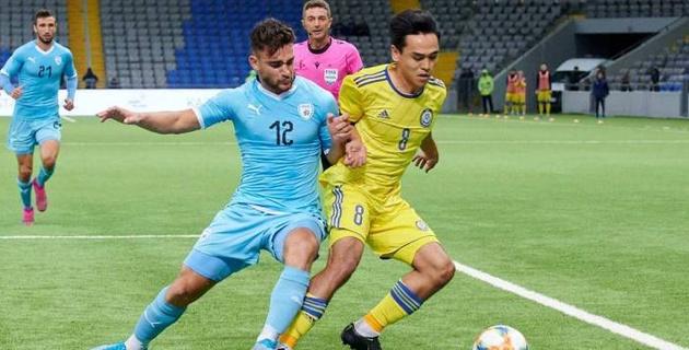 Нападающий российского клуба не поможет молодежной сборной Казахстана в отборе на Евро