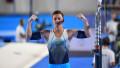 """Казахстанец завоевал два """"серебра"""" на этапе Кубка мира по спортивной гимнастике"""