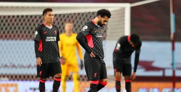 """""""Ливерпуль"""" повторил антирекорд """"Арсенала"""" 67-летней давности"""