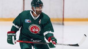 Нападающий сборной Казахстана по хоккею заразился коронавирусом