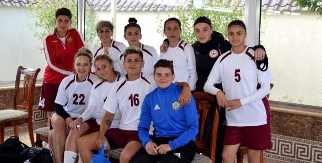 Футболистка сборной Казахстана перешла в клуб из Европы
