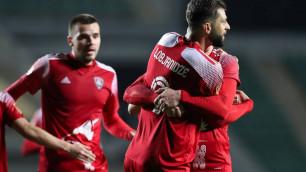 Участника Лиги Европы от Казахстана выставили на торги