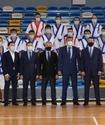 Первый вице-президент Ассоциации Qazaq kuresi встретился с членами сборной Казахстана
