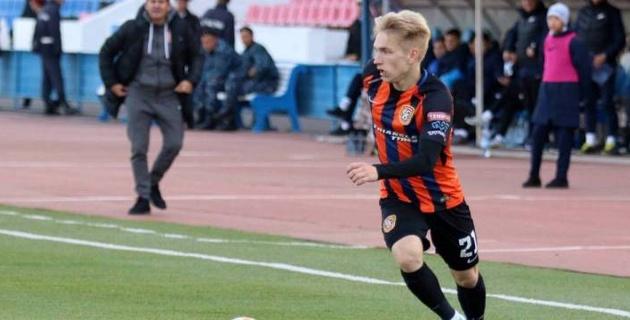 Испанский клуб объявил о трансфере футболиста молодежной сборной Казахстана