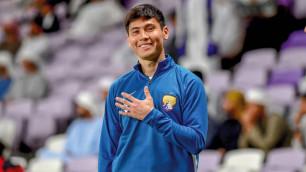 Для выхода сборной Казахстана из группы нужно выиграть оба матча - Исламхан о Лиге наций