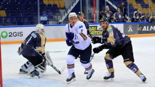 Межведомственная комиссия определит дату старта нового сезона чемпионата Казахстана по хоккею