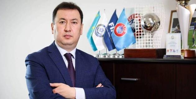 В федерации сделали заявление перед играми сборной Казахстана по футболу в Лиге наций