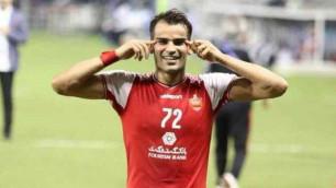 Футболист отпраздновал гол и получил дисквалификацию на полгода