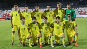 Бахтияров и Сейдахмет выйдут в старте сборной Казахстана в матче за второе место в группе отбора на молодежный Евро-2021
