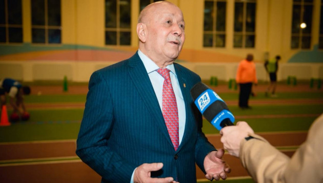 Легкая атлетика - ворота в массовый спорт - Куандык Ельжанов