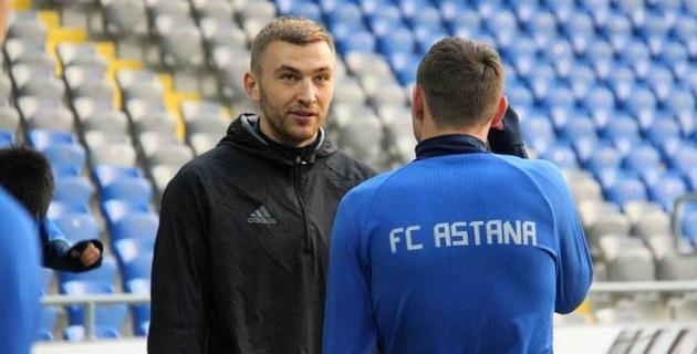 Почувствовали, что можем всех обыгрывать - форвард сборной Казахстана о настрое на матчи Лиги наций