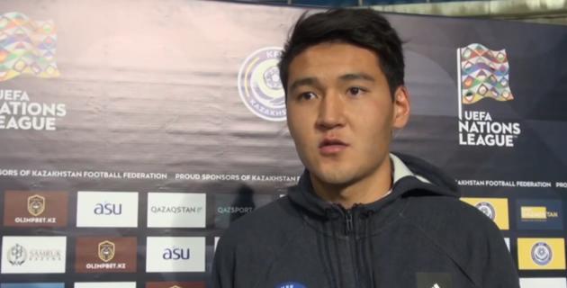 """Футболист казахстанской """"молодежки"""" извинился перед страной и нашел объяснение поражению в отборе на Евро"""