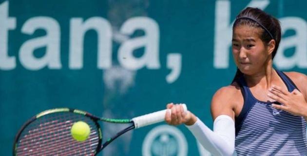 Два дуэта из Казахстана разыграют титул в финале парного разряда турнира ITF в Египте