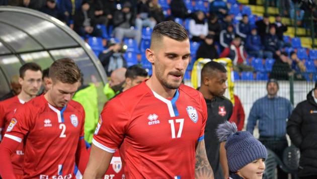 """Форвард обидчика """"Ордабасы"""" в Лиге Европы может стать одноклубником казахстанца в команде РПЛ"""