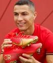 Роналду сыграет с Францией в уникальных бутсах в честь юбилейного гола за сборную Португалии