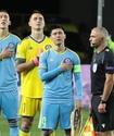 Прямая трансляция третьего матча сборной Казахстана по футболу в Лиге наций