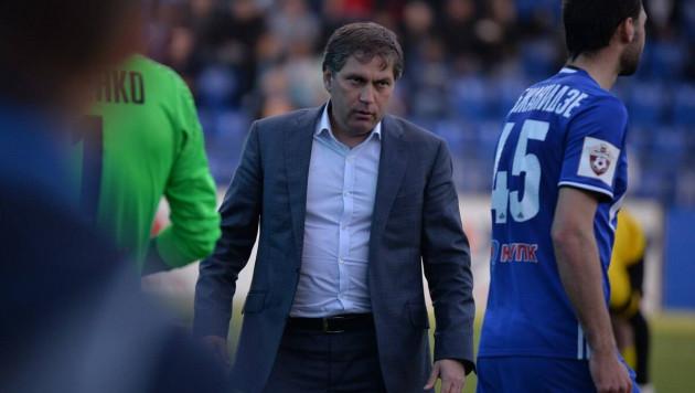 Экс-тренер казахстанского клуба возглавил символическую сборную тура чемпионата России