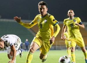Сборная Казахстана сохранила лидерство в группе Лиги наций после матча конкурентов
