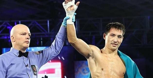 Алимханулы стал претендентом на бой за титул чемпиона мира в весе Головкина