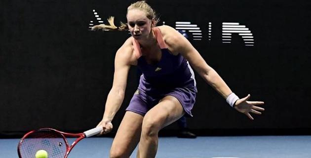 Первая ракетка Казахстана потеряла одну позицию в обновленном рейтинге WTA
