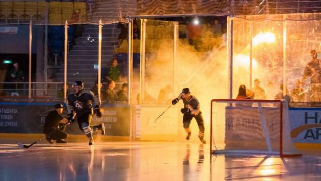 Принято решение о старте чемпионата Казахстана по хоккею