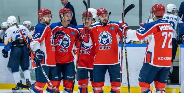 Официально объявлены дата старта чемпионата Казахстана по хоккею и календарь игр