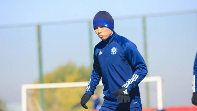 Появилась информация по участию Исламхана в следующем матче сборной Казахстана в Лиге наций