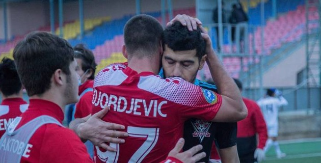 Пятикратного чемпиона Казахстана по футболу во второй раз выставили на торги