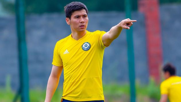 Бауыржан Исламхан покинул расположение сборной Казахстана
