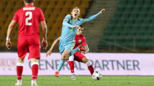 Два разгрома, отскок и курьез. Как сборная Казахстана по футболу ранее противостояла Беларуси