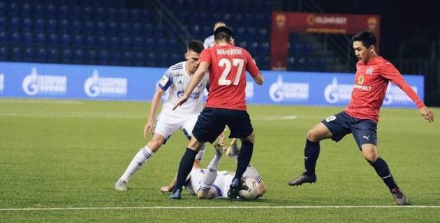 Казахстанский футболист не спас от поражения свою команду в матче ФНЛ