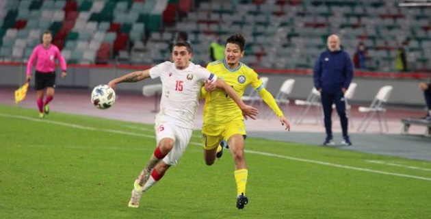 Инициатива против кошмарной реализации. Разбор поражения сборной Казахстана от Беларуси в Лиге наций