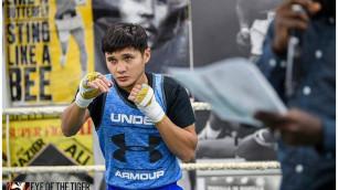 Непобежденный казахстанец с восемью нокаутами объявил дату возвращения на ринг и соперника