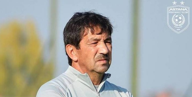 "Новый тренер ""Астаны"" взял в штаб ассистента из РПЛ"