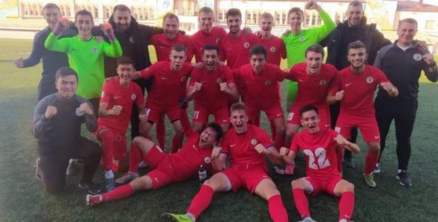 Казахстанский клуб пропустил девять мячей в матче с автоголом, пенальти и дублем