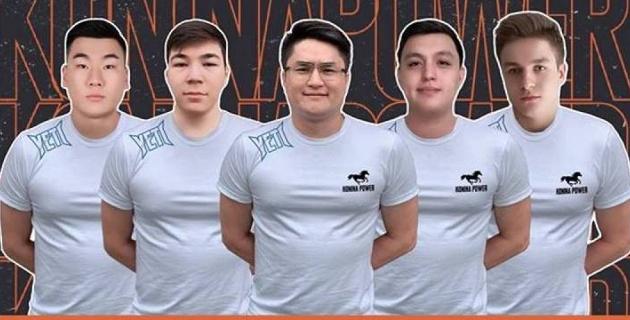 Казахстанская команда по PUBG Mobile оказалась в шаге от попадания на турнир с призовым фондом два миллиона долларов