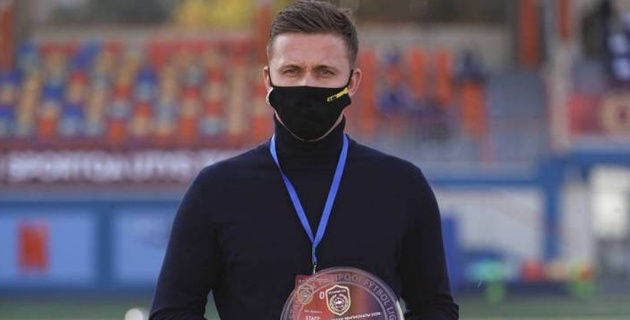 Шпилевский во второй раз подряд признан лучшим тренером месяца в КПЛ