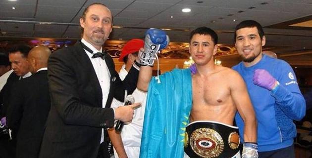 Жанкош Тураров нокаутировал спарринг-партнера в США