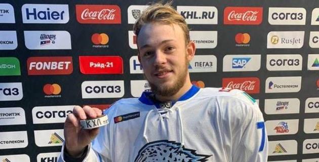 """Автор гола в ворота """"Салавата Юлаева"""" и еще три хоккеиста, которых """"Барыс"""" отправил в """"Номад"""""""