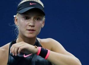 Елена Рыбакина неожиданно уступила 75-й ракетке мира в первом круге турнира WTA в Остраве