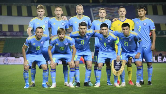 Стало известно место проведения последнего домашнего матча сборной Казахстана в Лиге наций