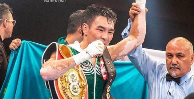 Потерявший три титула казахстанец узнал сроки своего возвращения на ринг