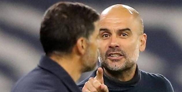 """Тренер """"Порту"""" жестко наехал на Гвардиолу"""