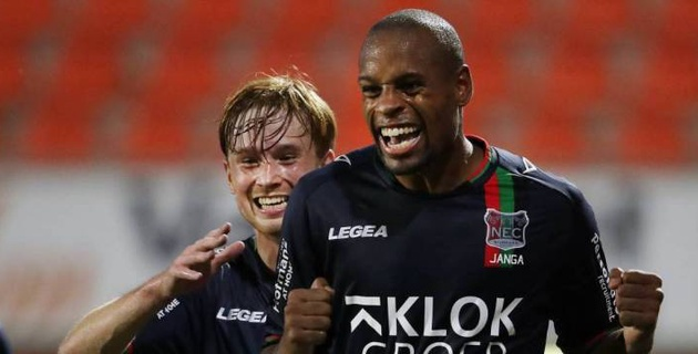 """Нападающий """"Астаны"""" забил четвертый гол и помог нидерландскому клубу выиграть пятый матч"""