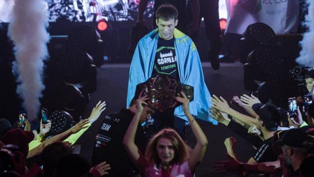 Столкновение стилей, рубка в стойке и хорошие призовые. Казахстанский эксперт дал прогноз на дебют Рахмонова в UFC