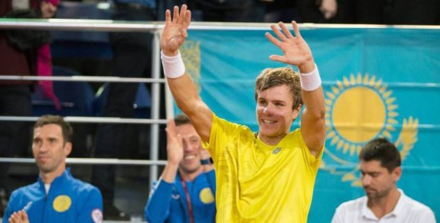 Определились обладатели wild card на Astana Open
