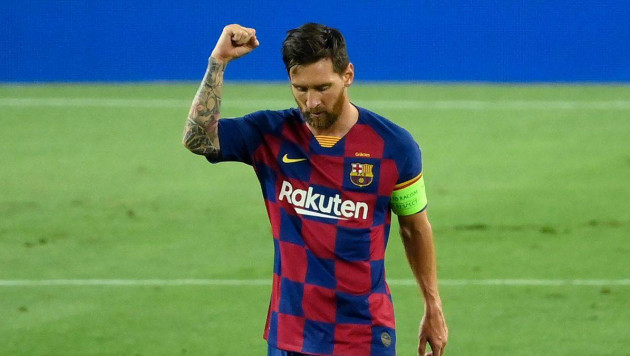 """""""Его репутация пострадает"""". Президент Ла Лиги высказался об уходе Месси из """"Барселоны"""" и привел в пример Роналду и Неймара"""