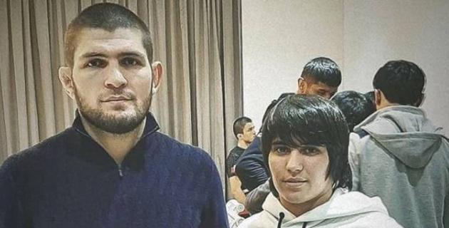 Первая девушка-боец из Узбекистана проиграла дебют в UFC в карде у Хабиба